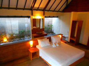 sewa hotel villa murah Romantic Cottage THE BATU Hotel & Villas Malang
