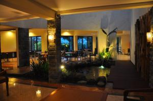Lobby The Batu Hotel & Villas Malang